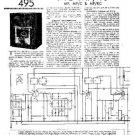 PYE MP Vintage Service Information  by download #90937