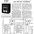 PYE MP-C Vintage Service Information  by download #90941