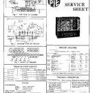 PYE P Vintage Service Information  by download #90952