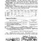 PYE P_AC Vintage Service Information  by download #90953