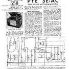 PYE SE_AC Vintage Service Information  by download #90989