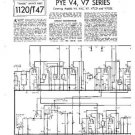 PYE V4 Equipment Service Information by download #91031