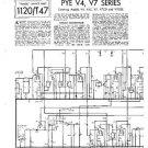 PYE V7 Equipment Service Information by download #91035