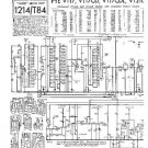 PYE VT17CD Equipment Service Information by download #91057