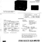 SONY DXAV502 Service Manual by download #91074