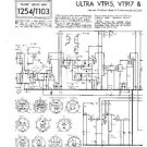 ULTRA WT917 Equipment Service Information by download #91257