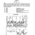 DECCA 141 Service Information  by download #91364