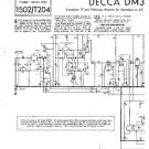 DECCA DM36 Service Information  by download #91381