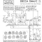 DECCA DM4C-90 Service Information  by download #91385