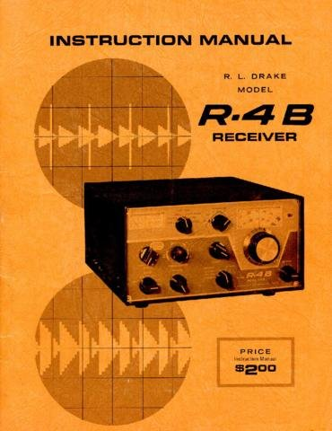 DRAKE R4B Technical Information by download #91442