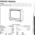 HITACHI C2118T Service Information  by download #91661