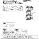 HITACHI VTF652ELN Service Information  by download #91714