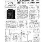 MARCONI 284A Vintage Service Information  by download #91803