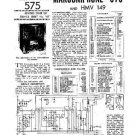 MARCONI 375 Vintage Service Information  by download #91818