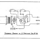 MARCONI A4 Vintage Service Information by download #91862