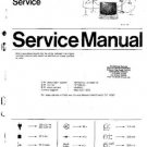PHILIPS 12TX3412 Service Manual  by download #91920