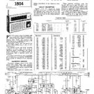 PYE 3325 Vintage Service Information  by download #92025