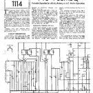 PYE P65MBQ Vintage Service Information  by download #92069