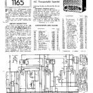 PYE P78 Vintage Service Information  by download #92077