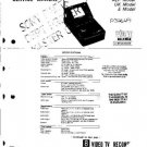 SONY GV8E Service Manual  by download #92197