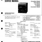 SONY HCDH701 Service Manual  by download #92206