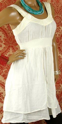 Stretch Waist Band Layered Mini Dress