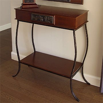 Pinecone Entry Way Table