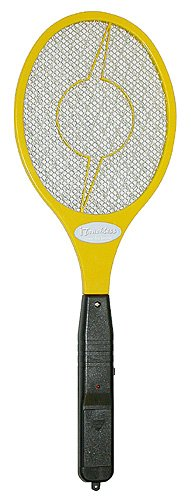 Portable Power Bug Swatter Zapper