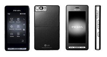 Prada Phone LG KE850 Prada Cell Phone