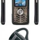 Motorola L6 Unlocked GSM Cell Phone (Unlocked) Combo