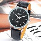 Round dial sport analog watch