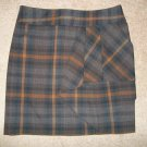 Michael Kors Plaid Skirt Size 10