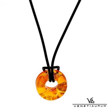 Murano Glass Pendant & Necklace