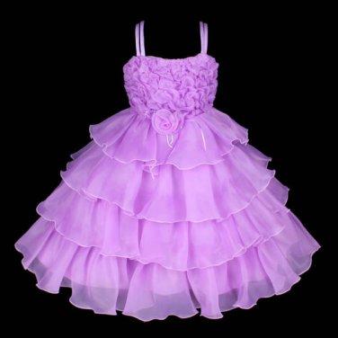Pageant - Flower Girl Dress up Dress Size 7-8