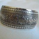 Silver Bracelet -  Cuff