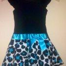 By- Rare too Leopard Tutu Dress- Girls 5