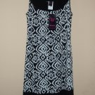 Sleeveless Shift Dress Size M