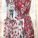 40's Mad Men Retro Pin Up Style Dress
