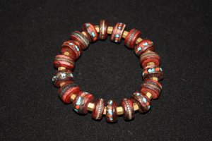 Tibetan Prayer Beads Bracelet - DMD0212
