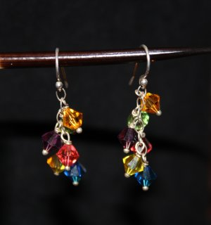 Swarovski Crystal  Earrings - DMD0239