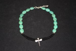 Dragonfly Necklace - DMD0074
