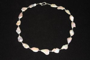 Funky Keishi Pearl Necklace - DMD0157