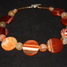 Carnelian Necklace - DMD0173