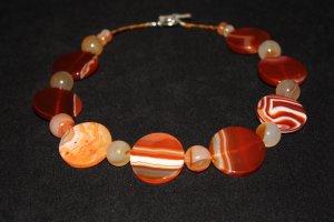 Carnelian Necklace - DMD0173
