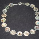 Abalone Bead Necklace - DMD0184