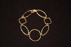14K Gold Chain Bracelet - DMD1994