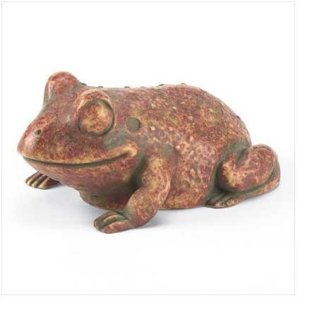 Old World Frog Statuary