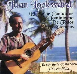 JUAN LOCKWARD - Cantautor Dominicano - CD