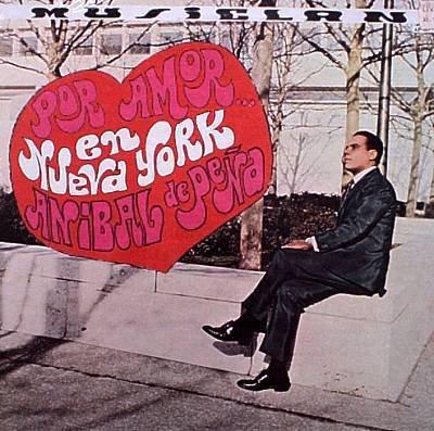 ANIBAL DE PE�A - Por Amor En Nueva York - LP