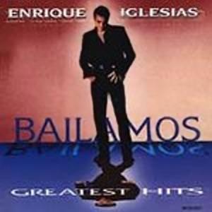 ENRIQUE IGLESIAS  - Bailamos (1999)  - CD
